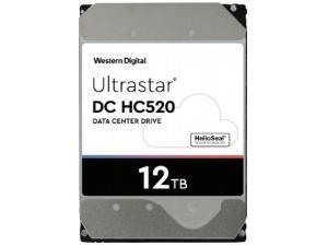 WD Ultrastar DC HC520 Data Center Hard Drive HDD