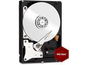 *B-stock manufacturer refurbished, signs of use* - WD Red 2TB 64MB Cache Hard Disk Drive SATA 6gb/s - OEM