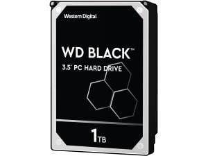WD Black 1TB 3.5inch Desktop Hard Drive HDD