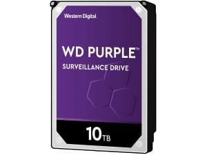 Western Digital Purple 10TB 3.5And#34; Surveillance Hard Disk Drive HDD
