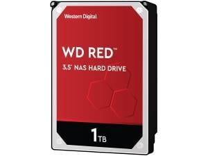 WD Red 1TB 3.5And#34; NAS Hard Disk Drive HDD