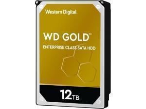 WD Gold 12TB 3/5And#34; Datacenter Hard Drive HDD