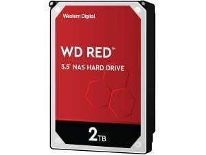 WD Red 2TB 3.5And#34; Desktop NAS Hard Drive HDD