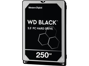 WD Black 250GB 2.5inch HDD - 32MB Cache SATA 6GB/s 7200RPM
