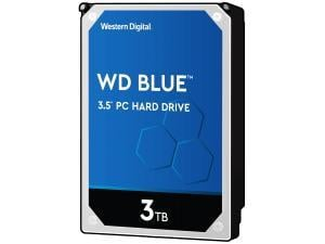 WD Blue 3TB 3.5inch Desktop Hard Drive HDD