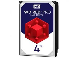 WD Red Pro 4TB 64MB Cache Hard Disk Drive SATA 6gbs  OEM