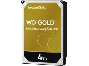 WD Gold 4TB 3.5And#34; Datacenter Hard Drive HDD