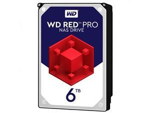 WD Red Pro 6TB 128MB Cache Hard Disk Drive SATA 6gbs  OEM
