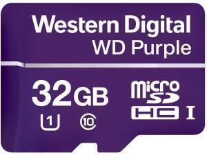 Western Digital Purple 32GB Micro SDHC Class 10 Memory Card