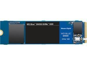 WD Blue SN550 1TB NVME PCI-E Gen 3 Solid State Drive