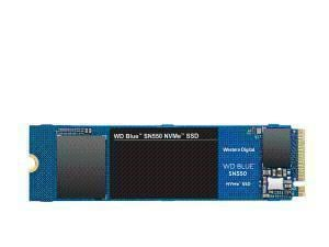 WD Blue SN550 250GB NVME PCI-E Gen 3 Solid State Drive