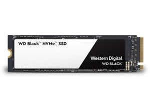WD Black NVME 250GB Solid State Drive/SSD