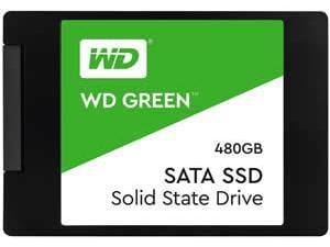 WD Green 480GB 2.5And#34; Solid State Drive/SSD
