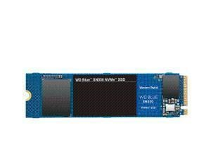 WD Blue SN550 500GB NVME PCI-E Gen 3 Solid State Drive