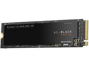 WD_BLACK SN750 500GB NVME M.2 3D Performance SSD