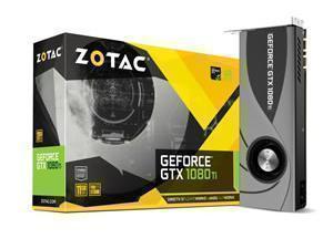 *B-stock item 90 days warranty*ZOTAC GeForce® GTX 1080 Ti Blower Graphics Card