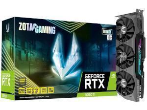 ZOTAC GAMING NVIDIA GeForce RTX 3080 Ti TRINITY OC 12GB GDDR6X Graphics Card