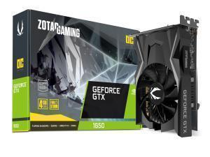 ZOTAC GeForce GTX 1650 OC 4GB GPU/Graphics Card