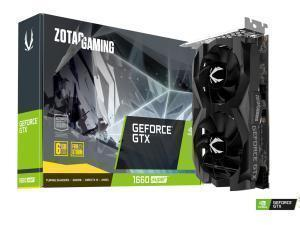 Zotac GTX 1660 Super Twin Fan 6GB Graphics Card